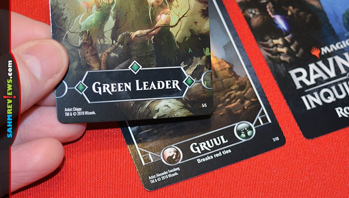 You don't have to be a Magic the Gathering fan to enjoy WizKids' Werewolf-like Ravnica: Inquisition hidden role game. But it doesn't hurt either! - SahmReviews.com