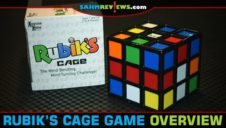Rubik's Cage Abstract Game Overview