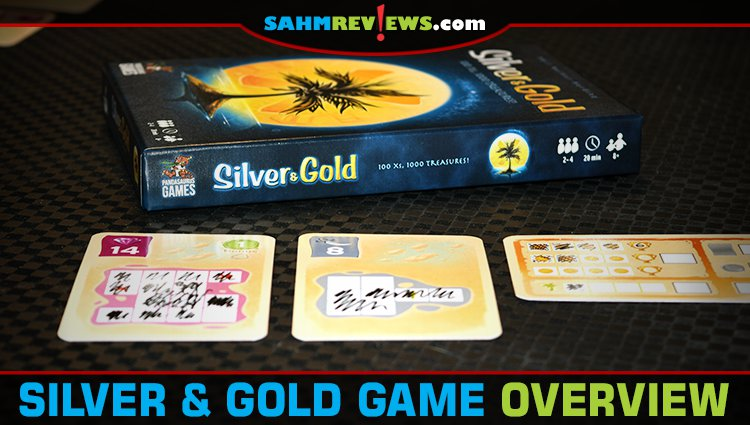 Silver & Gold Game Overview