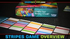 Stripes Card Game Overview