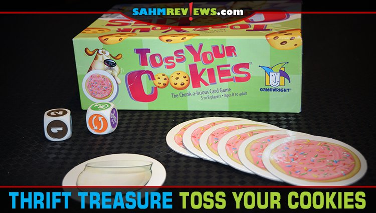 Thrift Treasure: Toss Your Cookies Game