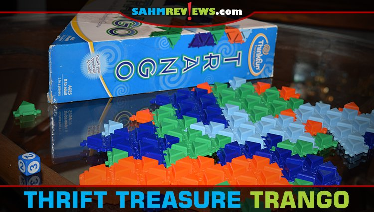 Thrift Treasure: Trango Abstract Game