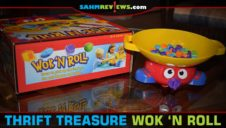 Thrift Treasure: Wok 'n Roll Game