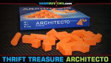 Thrift Treasure: Architecto Puzzle Game