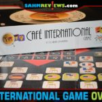 Assign hungry diners from around the world to tables at the restaurant in Cafe International tile-laying game from Amigo. - SahmReviews.com