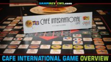 Cafe International Board Game Overview