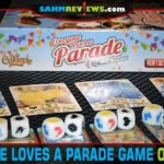 Create floats, wow crowds and enjoy a parade rain or shine with Everyone Loves a Parade by Calliope Games. - SahmReviews.com