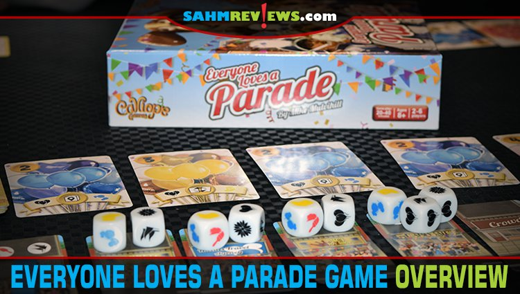 Everyone Loves a Parade Game Overview