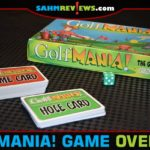 We were excited to find this Fantasy Flight game at thrift. Golf Mania! turned out to be a huge disappointment and can see why it's not sold any longer! - SahmReviews.com