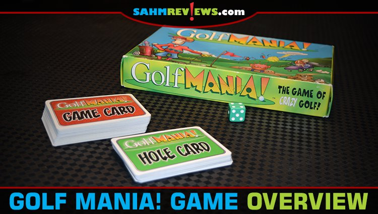 Thrift Treasure: Golf Mania! Game