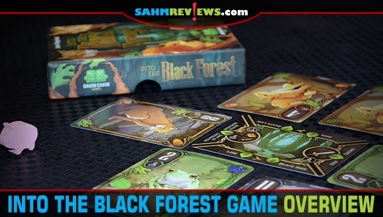 Into the Black Forest Card Game Overview