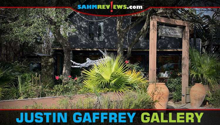 Justin Gaffrey's Artwork Jumps Off the Canvas