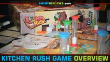 Kitchen Rush Cooperative Game Overview