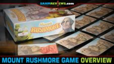 Mount Rushmore Card Game Overview
