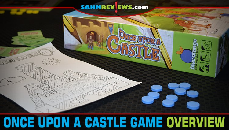 Once Upon a Castle Board Game Overview