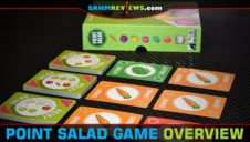 Point Salad Card Game Overview