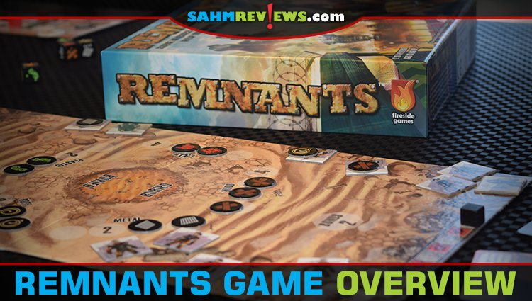 Remnants Board Game Overview
