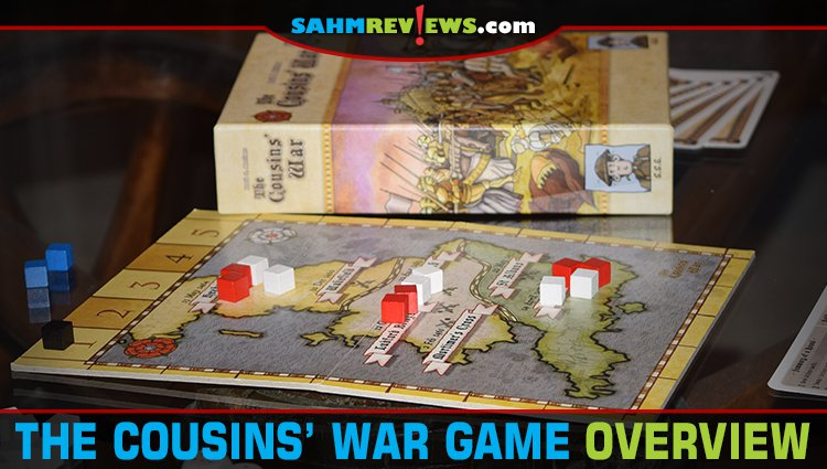 The Cousins' War Game Overview