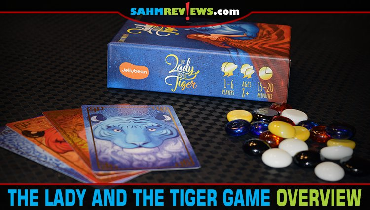 The Lady and the Tiger Card Game(s) Overview
