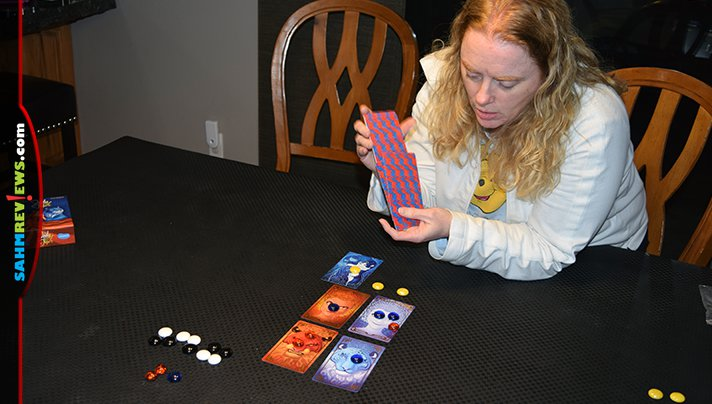 What if we told you that you could get five different card games for one price? That's what you'll find from Jellybean Games with The Lady and the Tiger! - SahmReviews.com