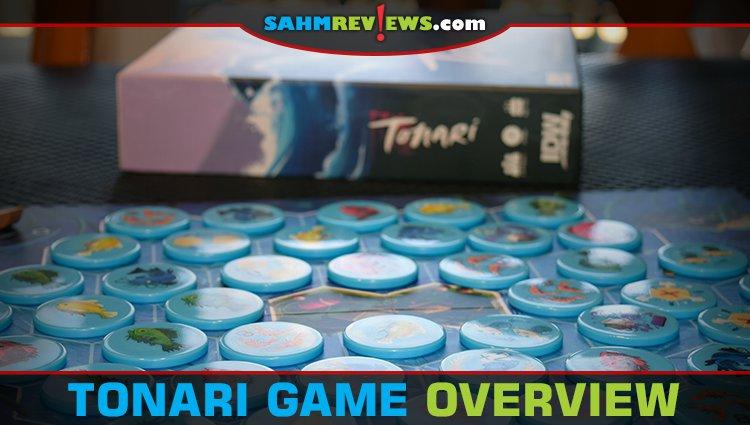 Tonari Board Game Overview