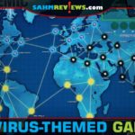 We may be quarantined, but that doesn't mean we can't poke a little fun at our situation. Check out these virus-themed games you can play to pass the time! - SahmReviews.com