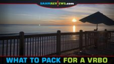 What to Pack for a VRBO or Airbnb Stay