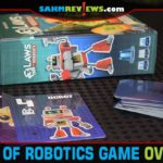 We wonder if Isaac Asimov had these laws in mind when Floodgate Games created the 3 Laws of Robotics game. Even he couldn't have dreamt up all of these! - SahmReviews.com
