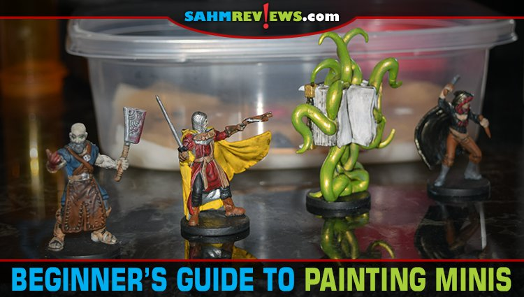 Beginner's Guide to Painting Miniatures