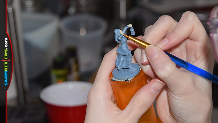 If you're ready to give your games some personality, this beginner's guide to painting miniatures has some tips to get you started! - SahmReviews.com