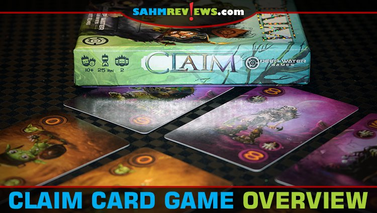 Claim Card Game Overview