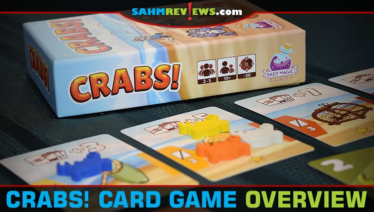 Crabs! Card Game Overview