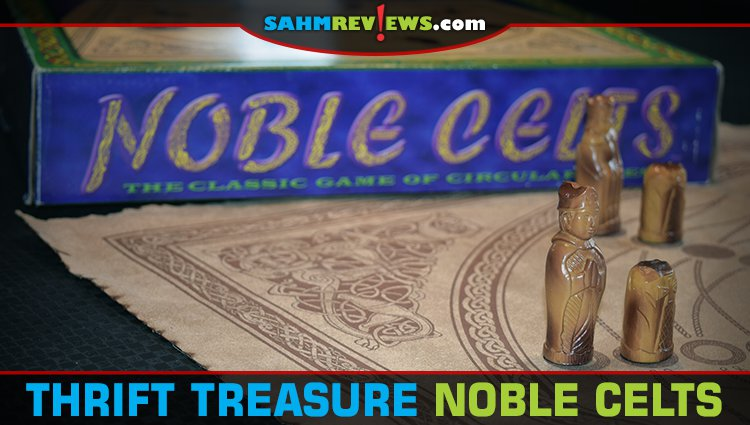 Thrift Treasure: Noble Celts Chess
