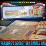 Two-player game suggestions are the most frequent we receive right now. Once of our recommendations is Professor Treasure's Secret Sky Castle by Level 99! - SahmReviews.com