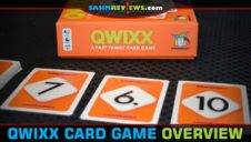Qwixx Card Game Overview