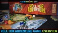 Roll for Adventure Cooperative Dice Game