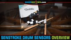 Senstroke Drum Sensor Kit Overview