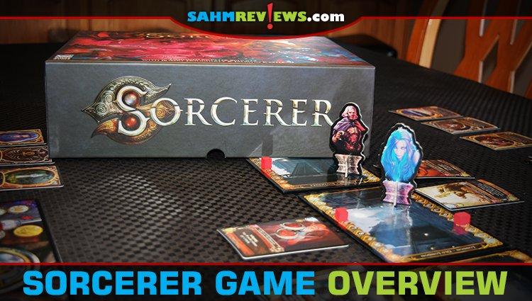 Sorcerer Card Battle Game Overview