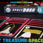 We paid $1.88 for Space Dash at thrift. It's no joke when I say we overpaid by $2. Read more about this game that should have never been a game. - SahmReviews.com