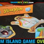 In Yum Yum Island from Space Cow, you'll use good communications and a steady hand to airdrop food and rescue the animals from the giant. - SahmReviews.com