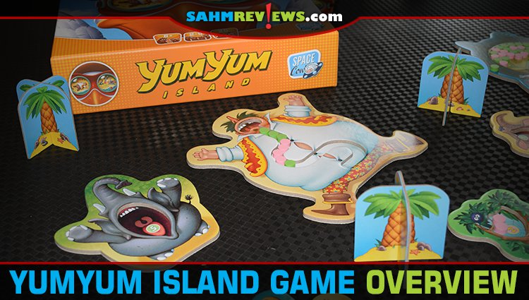 Yum Yum Island Cooperative Game Overview