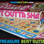 It may not be highly rated on BGG, but Bent Outta Shape provided a couple bucks worth of laughs anyhow. Good thing that's all it set us back at thrift! - SahmReviews.com
