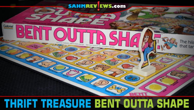 Thrift Treasure: Bent Outta Shape Game