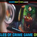 Mystery games have always been popular. But they've never been as cool as Chronicles of Crime by Lucky Duck Games! You have to experience the VR yourself! - SahmReviews.com