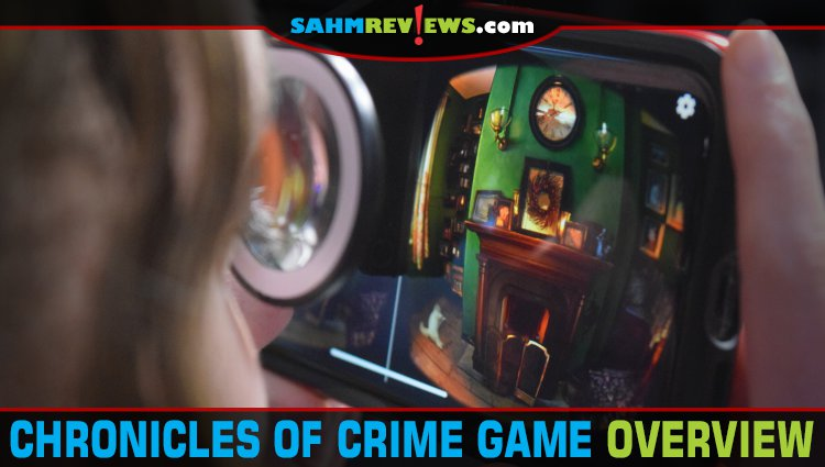 Chronicles of Crime Mystery Game Overview