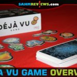 The Déjà Vu game by AMIGO combines speed and memory. You can only grab an item after it has appeared twice. Can you remember which ones have? - SahmReviews.com