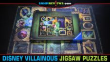 Piece Through the Day with Disney Villainous Jigsaw Puzzles