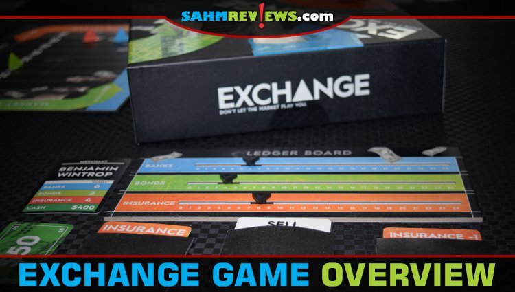 Exchange Board Game Overview