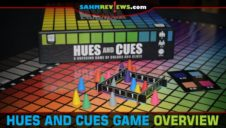 Hues and Cues Party Game Overview