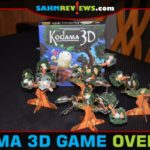 Indie Boards and Cards had a quality game in Kodama so they branched out with additional titles in the line including Kodama 3D. - SahmReviews.com